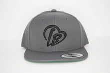 Load image into Gallery viewer, Gray Long Beach Hat