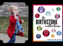 Load image into Gallery viewer, Birthstone Cardigan