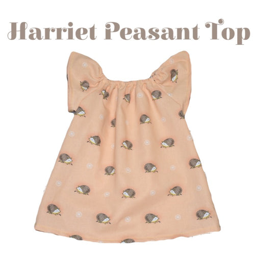 Harriet Peasant Top