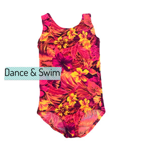 Warm Tahitian Leotard
