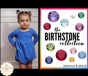 Birthstone Bubble