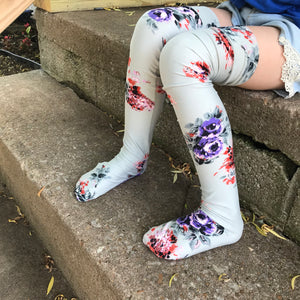Fairy Garden Socks