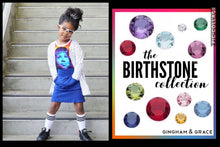 Load image into Gallery viewer, Birthstone Pocket Skirt