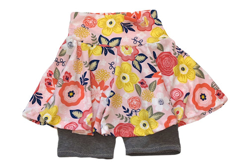 Daffodil  Skirted Bottom