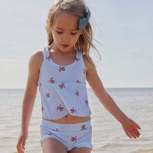 Spring Creek Tankini Swim Suit