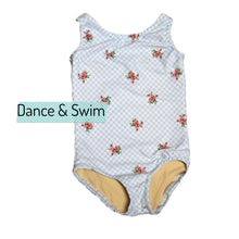 Load image into Gallery viewer, Spring Creek Dance & Swim Leotard