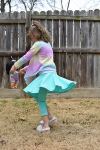 Birthstone Skirted Skorts & Leggings
