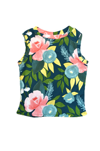 Poppy Fitted Tank