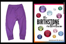 Load image into Gallery viewer, Birthstone Leggings