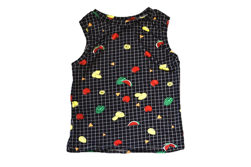 Fruity Fitted Tank