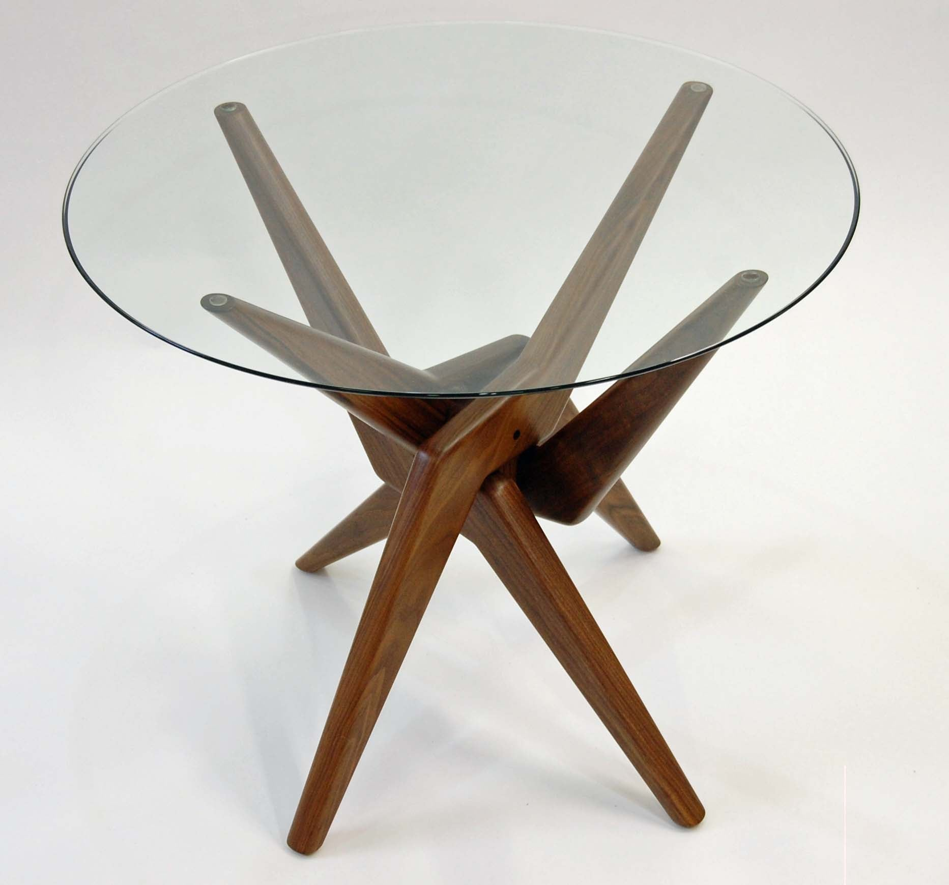 Scissor Dining Table Base - Slice Furniture