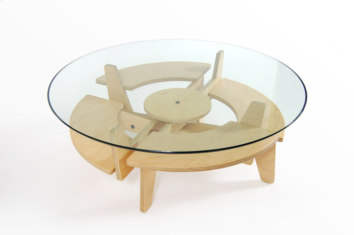 Atlas Coffee Table - Slice Furniture
