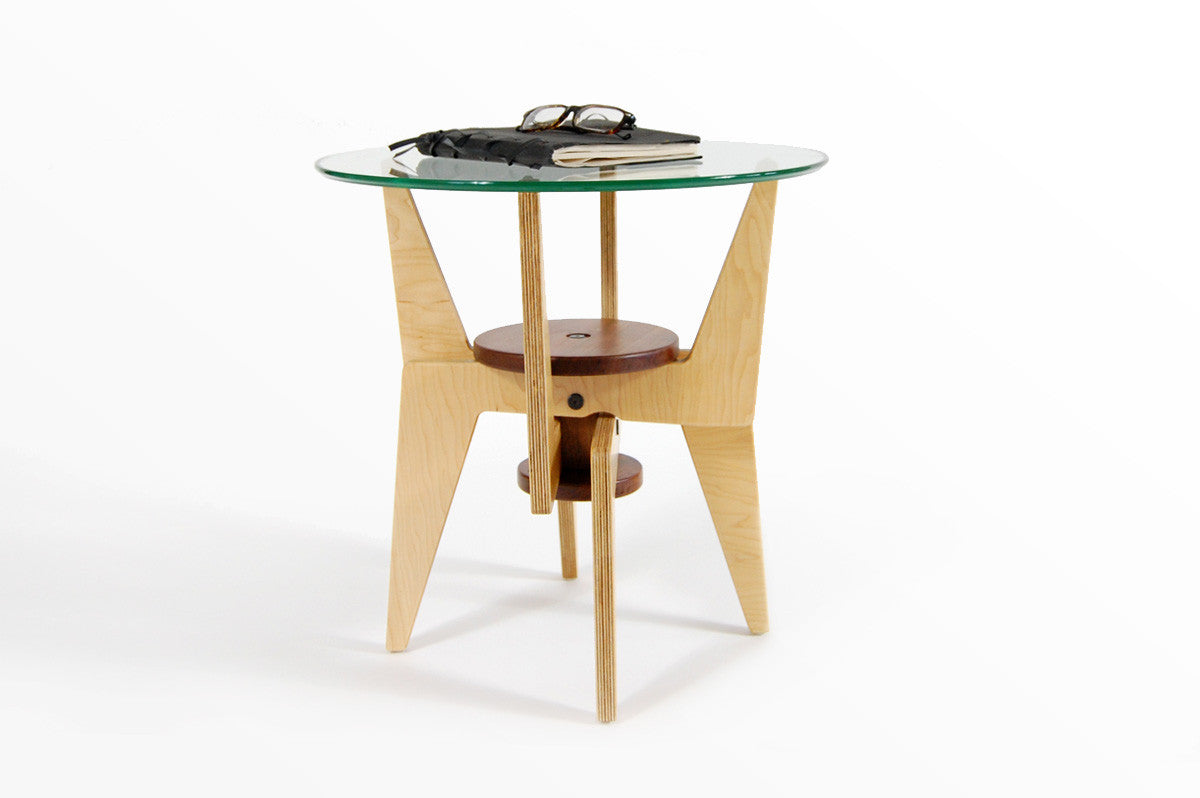 Atlas Side Table - Slice Furniture