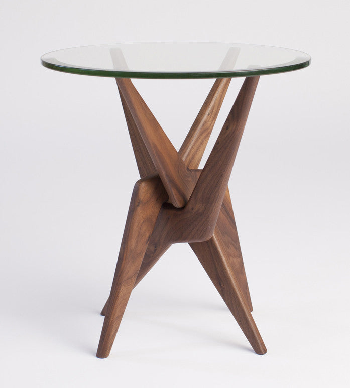 Atlas Side Table Base - Slice Furniture