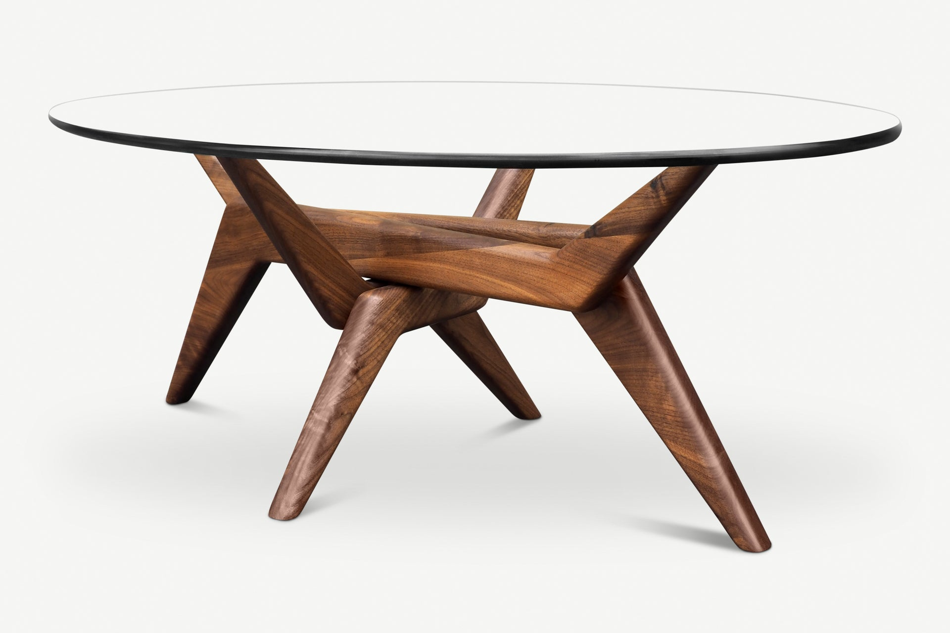 Scissor Coffee Table Base