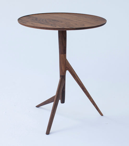 Twig Side Table w/Bowl Top