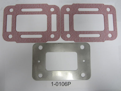 Stainless Steel With Bleed Hole Package 1-0106P