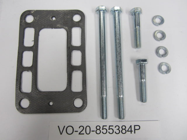 Hardware mounting package