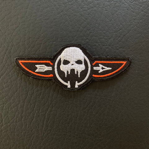 "3"" Winged CF Logo Patch"