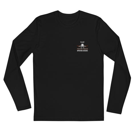 Improving Grounds - Long Sleeve