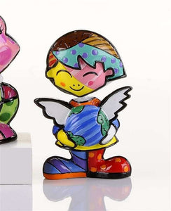 ROMERO BRITTO MINI 2ND EDITION SCHOOL GIRL