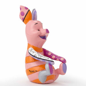 ROMERO BRITTO MINI PIGLET FIGURINE