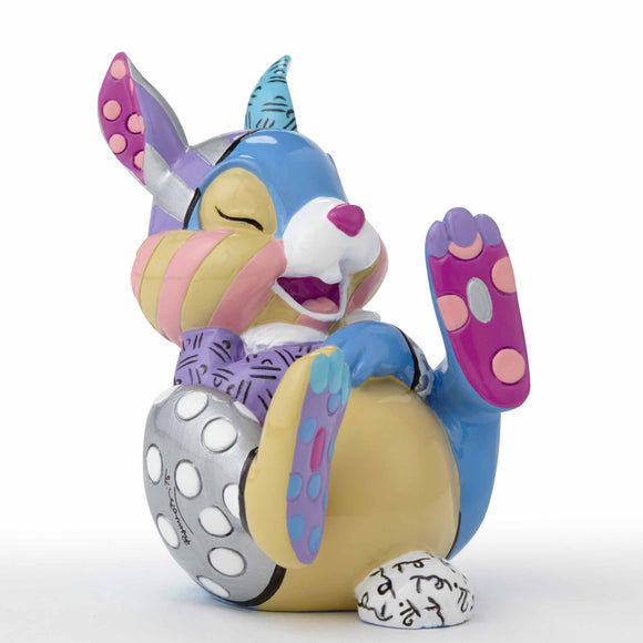 ROMERO BRITTO MINI THUMPER FIGURINE