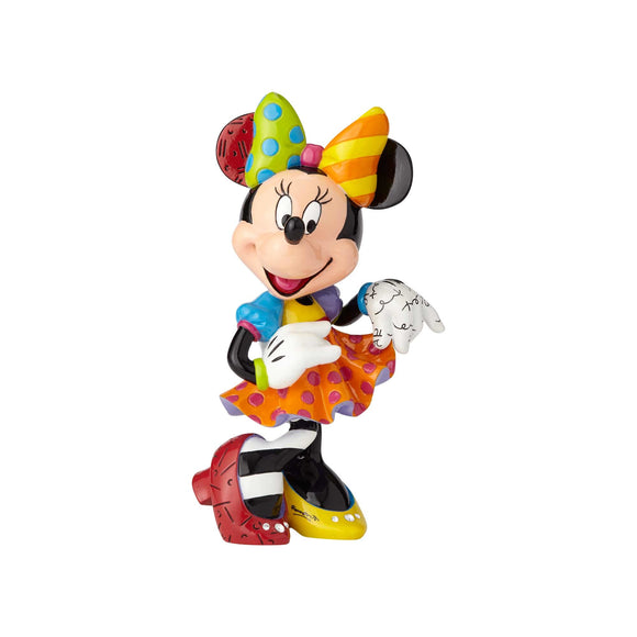 Disney By Britto Minnie with Bling Figurine