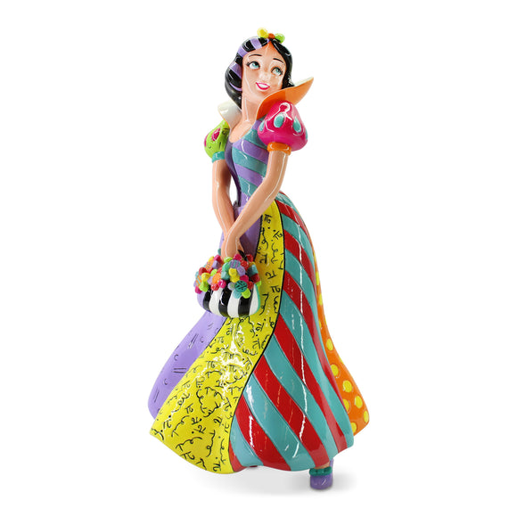 "*New* Disney By Romero Britto Snow White 8"" Figurine"