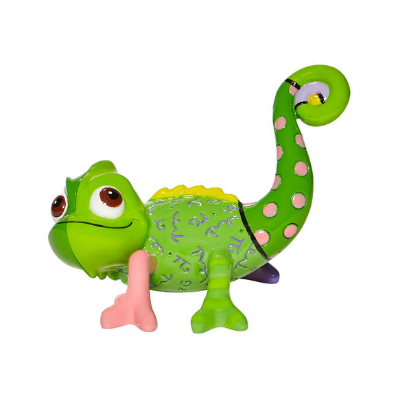 *NEW* DISNEY BY BRITTO MINI/MINIATURE PASCAL (FROM TANGLED) FIGURINE