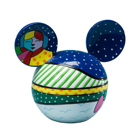 ROMERO BRITTO DISNEY MICKEY EARS WINTER FUN BOX
