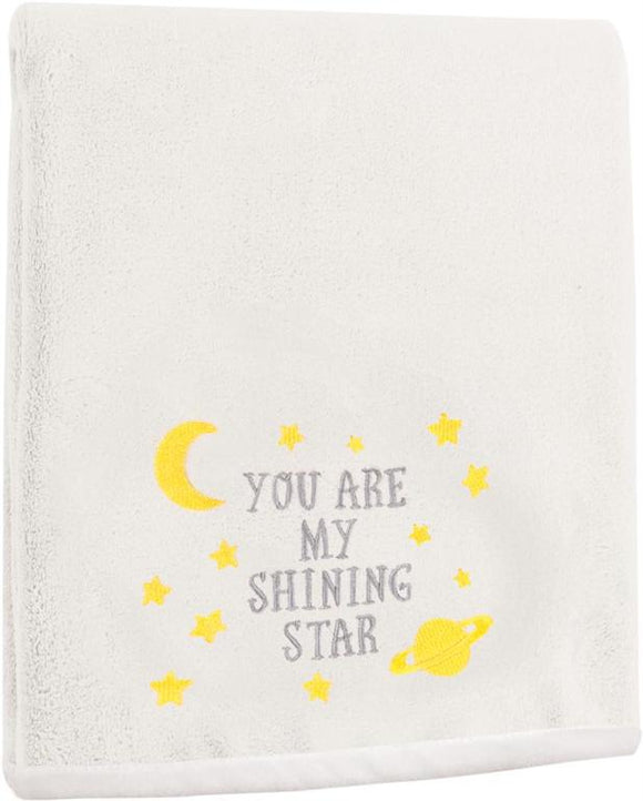 SHINING STAR FLEECE THROW