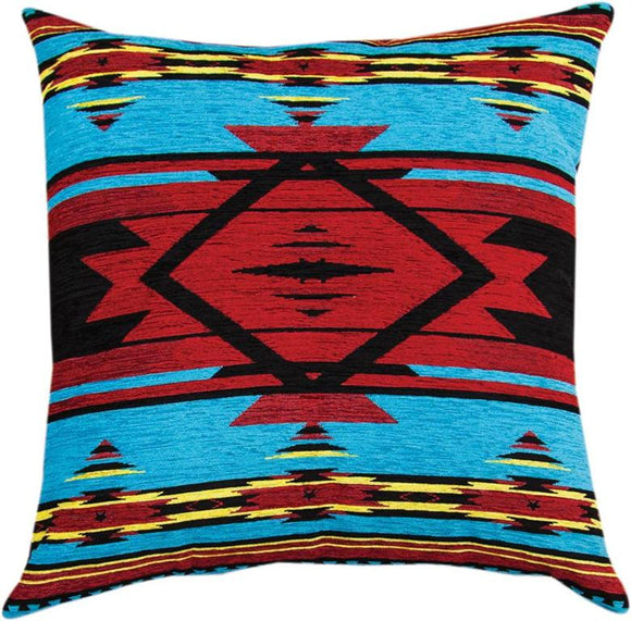 Flame Bright XL Tapestry Pillows Set of 2