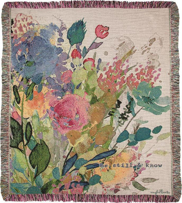 *NEW* EXTRAVAGANT LOVE TAPESTRY THROW