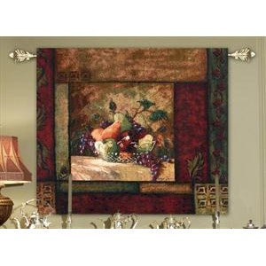 CLASSICS REVISED GRANDE' TAPESTRY WALL HANGING