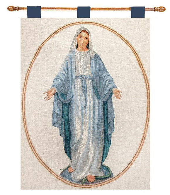 *NEW* VIRGIN MARY WALL HANGING