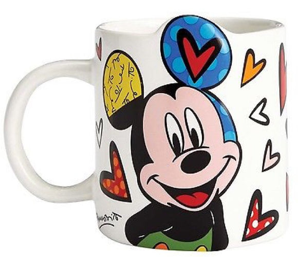Disney By Britto Mickey Mouse Mug