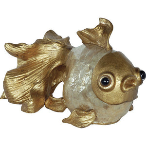 Golden Capiz Goldfish