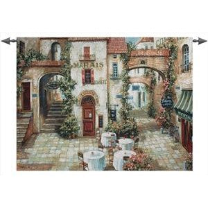 LE MARAIS GRANDE' TAPESTRY WALL HANGING