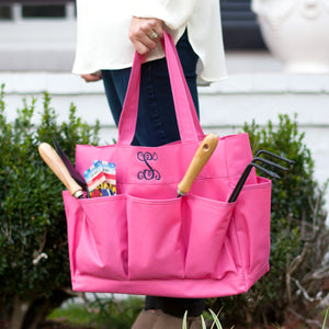 Carry All Bag In Hot Pink