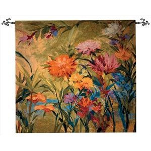 MARTHA'S CHOICE GRANDE' TAPESTRY WALL HANGING