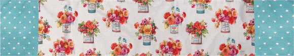 *NEW* COUNTRY FRESH TABLE RUNNER