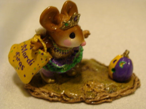 Wee Forest Folk Special Color Halloween Mardi Gras Princess