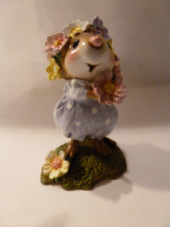Wee Forest Folk Special Color Summer Daisy