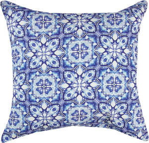 *New* Craft Blue & White Pillow