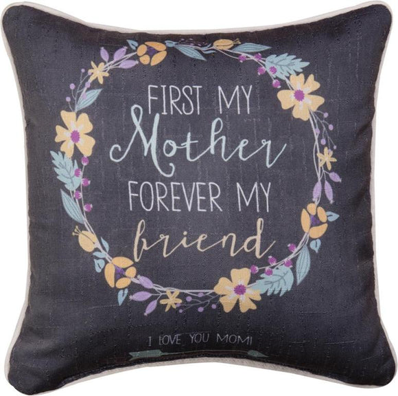 Mother First Pillow