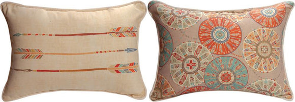 *NEW* SOUTHWEST AT HEART RECTANGLE PILLOW