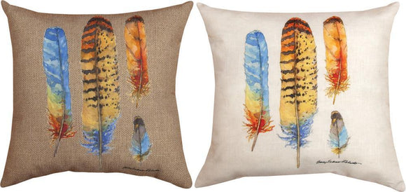 *NEW* FEATHERS PILLOW