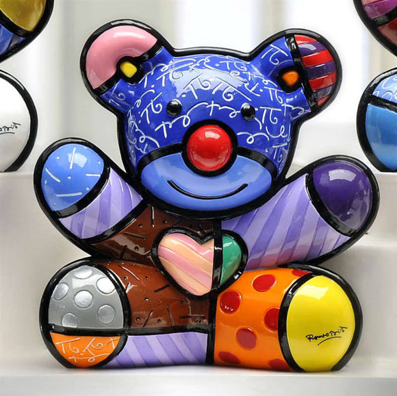 ROMERO BRITTO BEAR- JOY