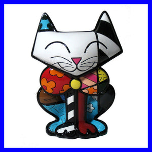 ROMERO BRITTO CAT- SAM